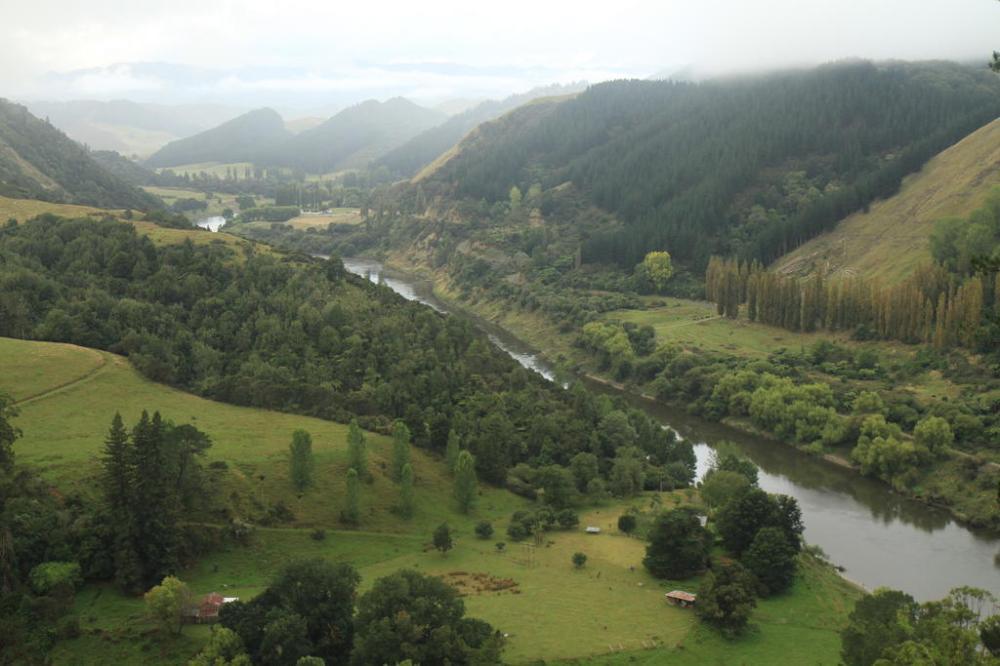 river road panorama