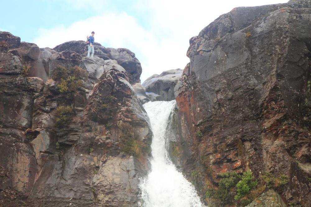 tongariro falls 2