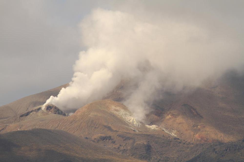 tongariro vulkandampf