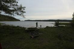ganz alleine an der Ostsee